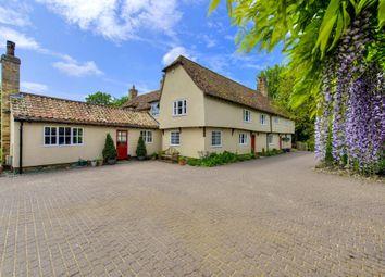 Thumbnail 5 bedroom detached house for sale in Caldecote, Cambridge