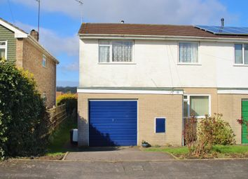 Thumbnail 3 bed semi-detached house to rent in Priory Road, Keynsham, Bristol