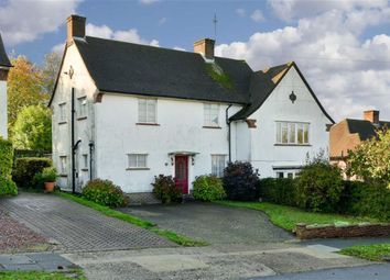 Thumbnail 3 bed semi-detached house for sale in Shawley Way, Epsom, Surrey