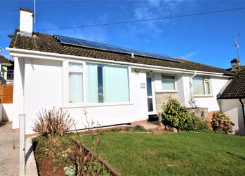 Thumbnail 2 bed semi-detached bungalow for sale in Brantwood Drive, Paignton