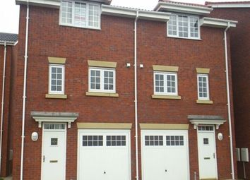 Thumbnail 3 bed town house to rent in The Haven, Selby