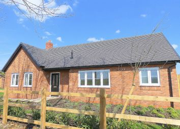 Thumbnail 3 bed bungalow for sale in Church Road, Newbold On Stour, Stratford-Upon-Avon
