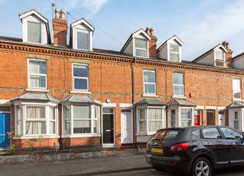 Thumbnail 3 bedroom terraced house to rent in Cecil Street, Nottingham