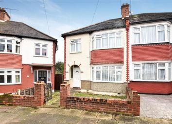 Thumbnail 3 bedroom semi-detached house for sale in Fernwood Crescent, Whetstone
