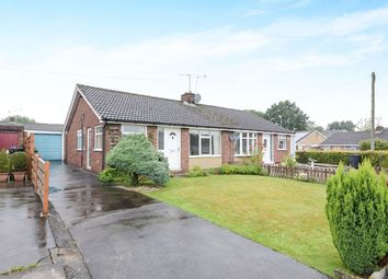Thumbnail 2 bed bungalow for sale in Mallard Way, Haxby, York