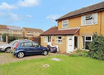 Thumbnail 5 bed semi-detached house for sale in Hamble Road, Bedford