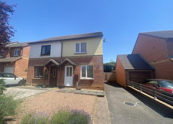 2 bed detached house to rent in Chaffinch Drive, Cullompton EX15