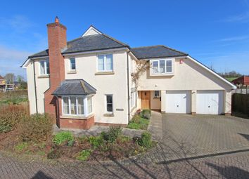 Thumbnail 5 bed detached house for sale in Pencepool Orchard, Plymtree