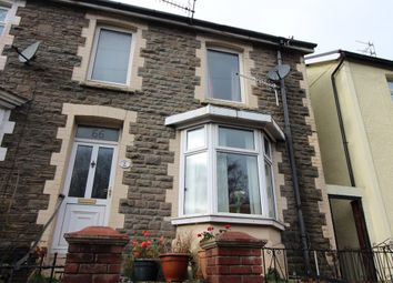 Thumbnail 3 bed end terrace house for sale in North Road, Newbridge, Newport