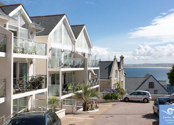Thumbnail 3 bed flat for sale in Gallinas Point, Talland Road, St. Ives, Cornwall
