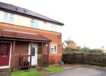 Thumbnail 3 bed semi-detached house to rent in Pipston Green, Kents Hill, Milton Keynes