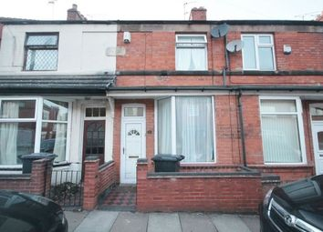 Thumbnail 2 bed terraced house for sale in Montrose Road, Aylestone, Leicester
