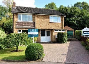Thumbnail 5 bedroom detached house for sale in Fairfield Close, Langham, Oakham