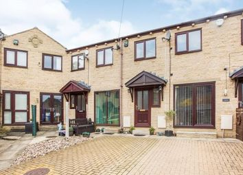 Thumbnail 3 bed terraced house for sale in Summerfield Court, Halifax, West Yorkshire