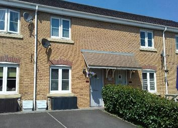 Thumbnail 2 bedroom terraced house for sale in Longacres, Brackla, Bridgend