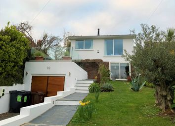 Thumbnail 4 bedroom detached house to rent in Longhill Road, Ovingdean