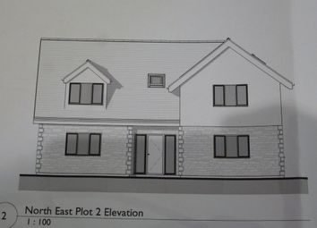 Thumbnail 4 bedroom land for sale in Trescowe Road, Goldsithney, Penzance