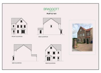 Thumbnail 5 bed detached house for sale in Chessington Gardens, Thorne Road, Edenthorpe, Doncaster