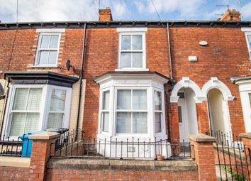 Thumbnail 3 bed terraced house to rent in Melrose Street, Hull