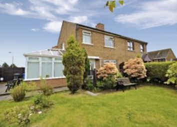 Thumbnail 3 bed semi-detached house for sale in Brooklands Avenue, Belfast