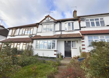 Thumbnail 3 bed terraced house for sale in Montpelier Road, Purley, Surrey