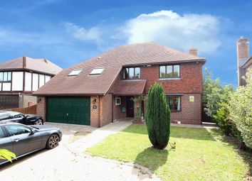 Thumbnail 5 bed detached house for sale in Ashford Road, Newingreen