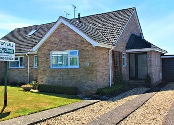 Thumbnail 2 bed semi-detached bungalow for sale in Slade Close, Ottery St. Mary