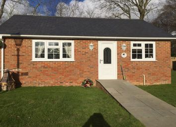 Thumbnail 1 bedroom bungalow to rent in Nickley Wood, Shadoxhurst, Ashford
