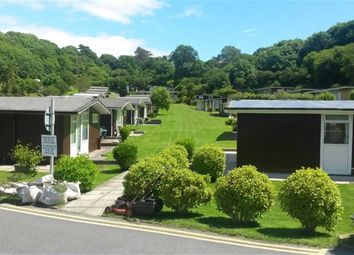 Thumbnail 2 bed property for sale in Summercliff Chalets, Caswell Bay, Swansea
