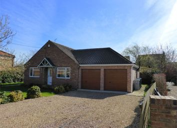 Thumbnail 4 bed detached bungalow for sale in 18 Northorpe, Thurlby, Bourne, Lincolnshire