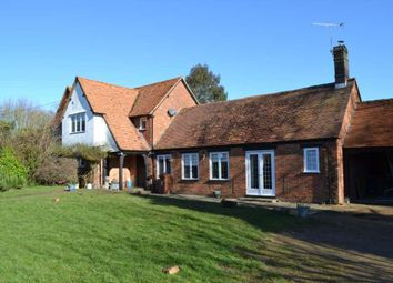 Thumbnail 4 bed detached house to rent in Dorton Road, Chilton, Aylesbury
