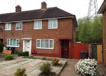 Thumbnail 3 bedroom end terrace house for sale in Reservoir Road, Selly Oak, Birmingham, West Midlands
