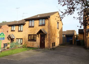 Thumbnail 3 bed semi-detached house to rent in Half Moon Meadow, Hemel Hempstead