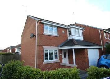 Thumbnail 3 bed detached house for sale in De Haviland Way, Skelmersdale