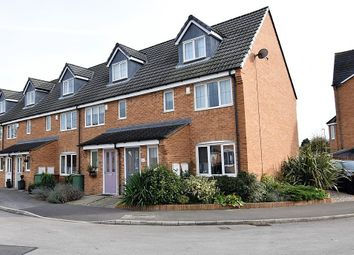 Thumbnail 3 bed end terrace house for sale in Lapwing View, Wakefield
