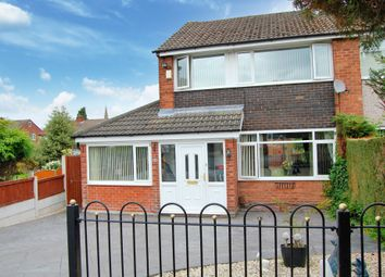 Thumbnail Semi-detached house for sale in Stoneleigh Drive, Radcliffe, Manchester