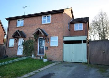 Thumbnail 3 bed semi-detached house for sale in St. Peters Gardens, Wrecclesham, Farnham, Surrey