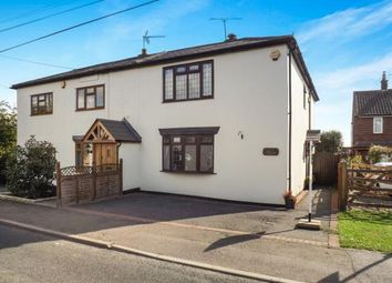 Thumbnail 3 bed semi-detached house for sale in Hastingwood, Harlow, Essex