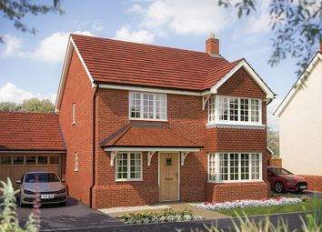 "Thumbnail 4 bed property for sale in ""The Canterbury"" at Bradford Road, Sherborne"