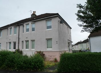 Thumbnail 1 bed flat for sale in Colinslee Avenue, Paisley