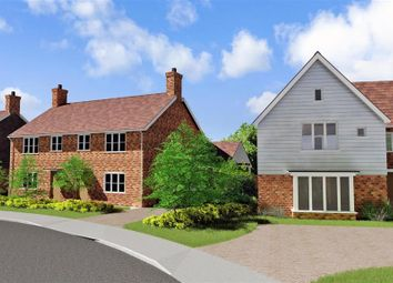 Thumbnail 3 bed detached house for sale in Woodnesborough Lane, Eastry, Sandwich, Kent