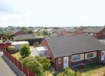 Thumbnail 2 bed semi-detached bungalow for sale in Ellis Street, Crewe