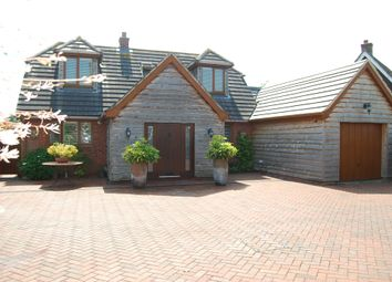 Thumbnail 4 bed detached house for sale in Maddoxford Lane, Botley, Southampton