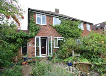 Thumbnail 4 bed semi-detached house for sale in Chalmers Road East, Ashford, Surrey