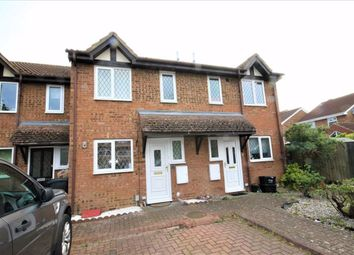 Thumbnail 2 bed terraced house for sale in Bowman Close, Stratton, Swindon