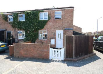 Thumbnail 2 bed end terrace house for sale in Dickens Avenue, Tilbury