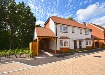 Thumbnail 2 bedroom semi-detached house for sale in Hawkhurst, Kent