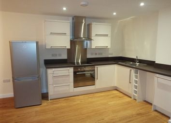 Thumbnail 2 bed flat to rent in Crecy Court, Leicester