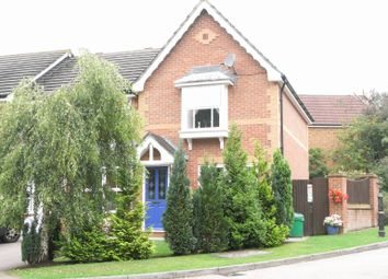 Thumbnail 3 bed end terrace house to rent in Bennett Close, Maidenbower, Crawley