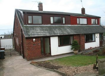 Thumbnail 3 bed semi-detached house to rent in Tidnock Avenue, Congleton